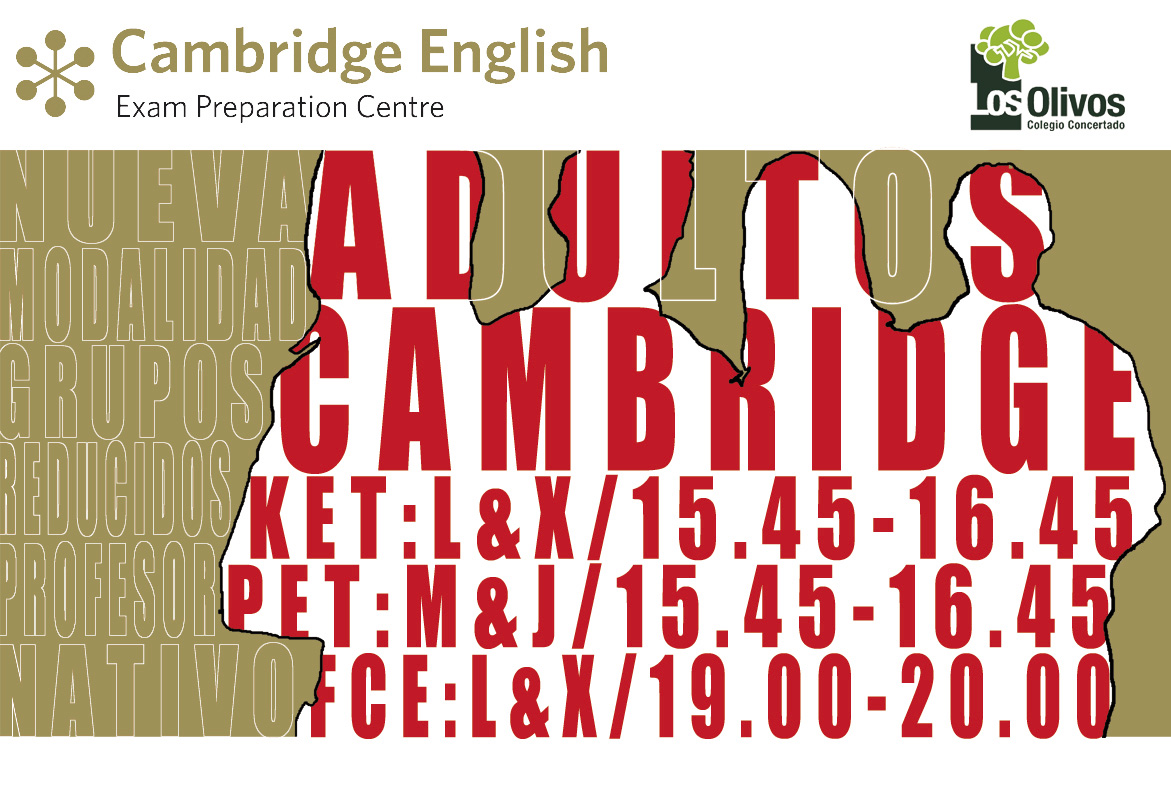 CAMBRIDGE-ADULTOS